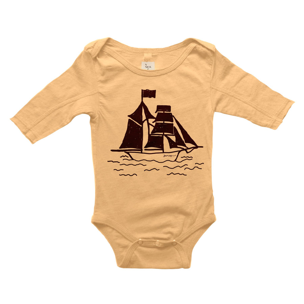 Our Journey Onesie