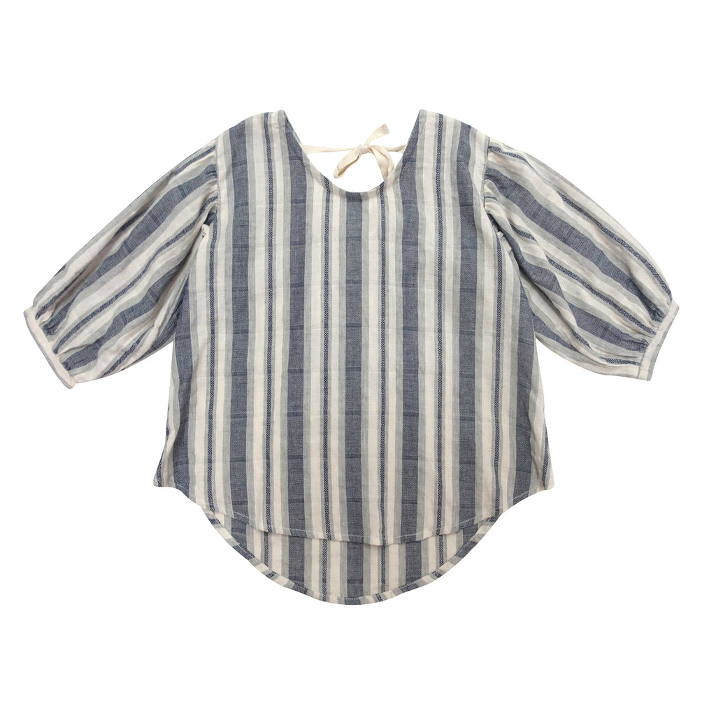 Theodora Sailor Stripe Blouse