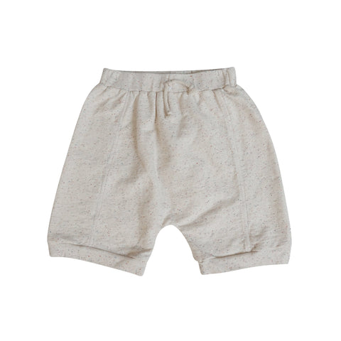 Arrow Confetti Shorts ~ Natural