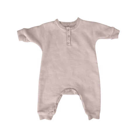 Ines Fleece Romper