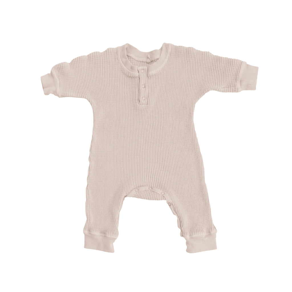 Ines Thermal Romper