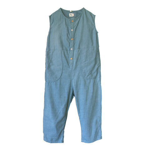 Julez Chambray Jumpsuit