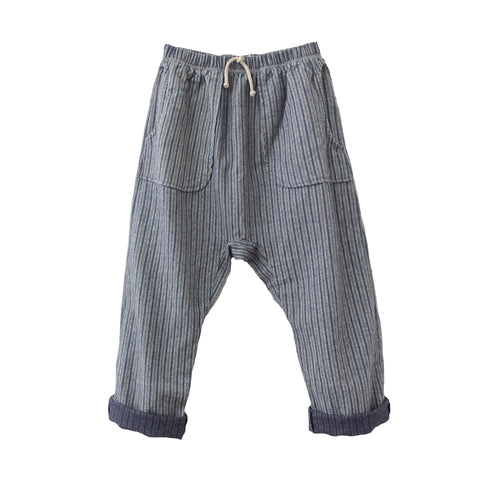 Rowen Striped Two Pocket Pant