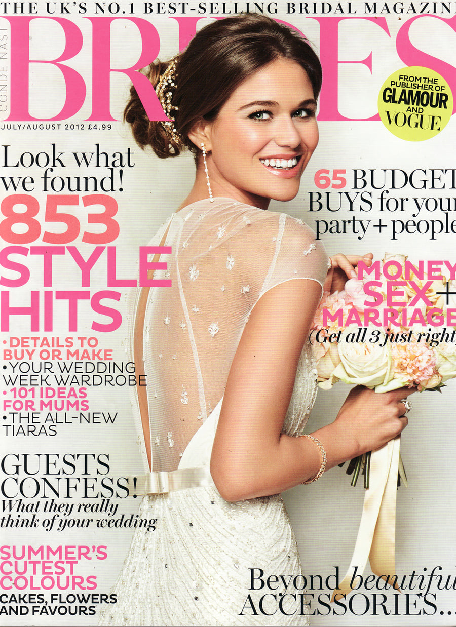UK Brides July 2012