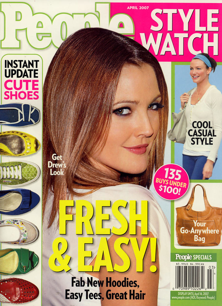 People Style Watch April 2007