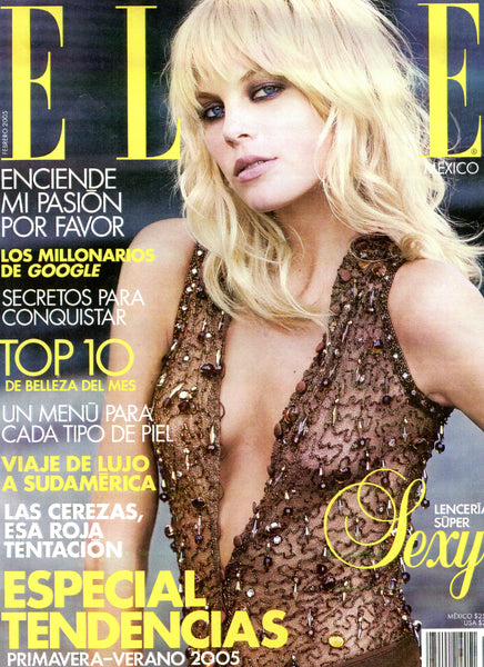 Elle Mexico Feb 2005