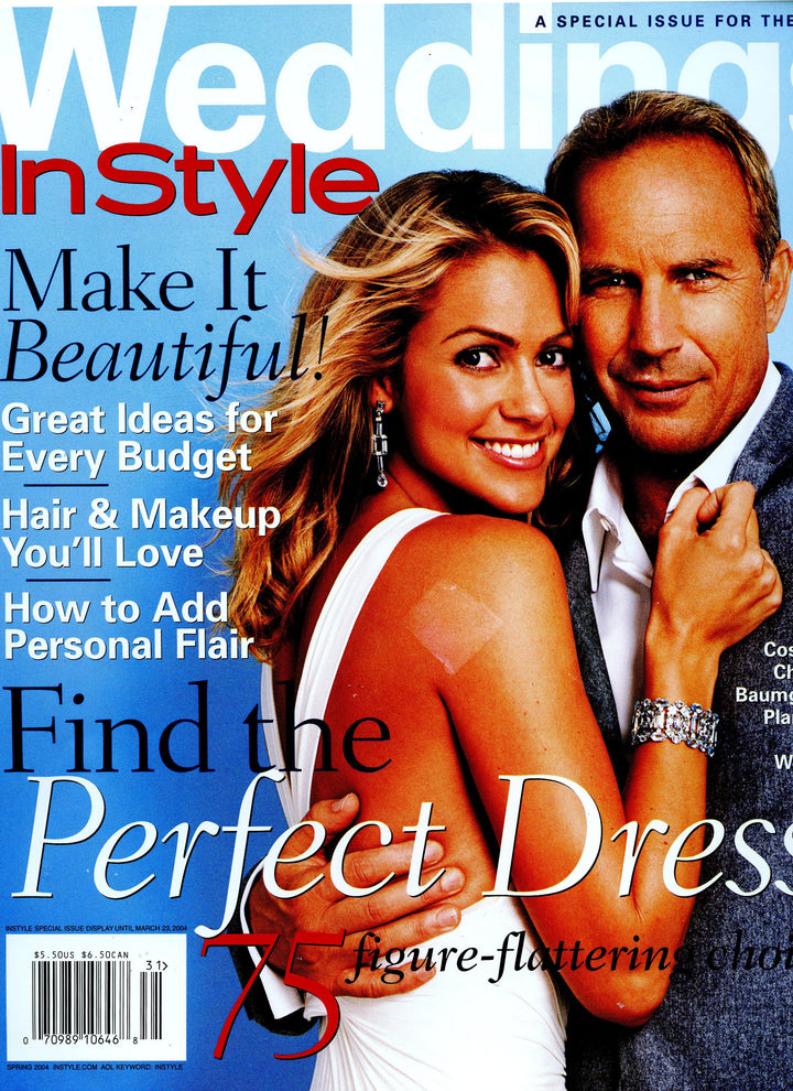 InStyle Wedding Spring 2004