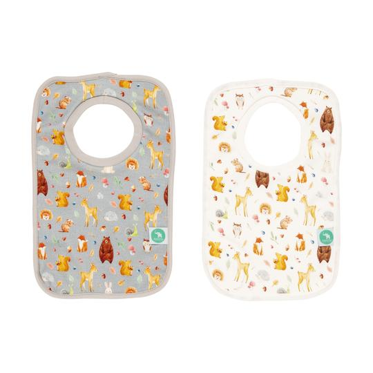 All4AElla - Bibs 2 pack - Forest