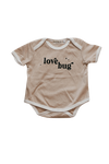 Piper Bug Spring Romper - Love Bug (PRE-ORDER END OF OCT)