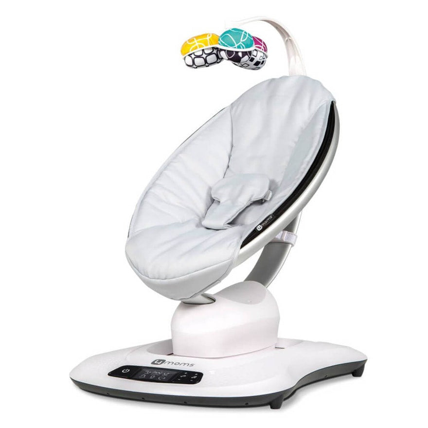 4moms - Mamaroo Grey (classic fabric) - PREORDER FOR OCTOBER
