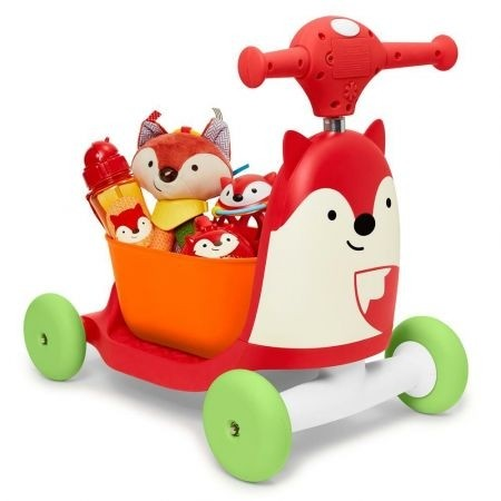 Zoo Ride on Toy - Fox