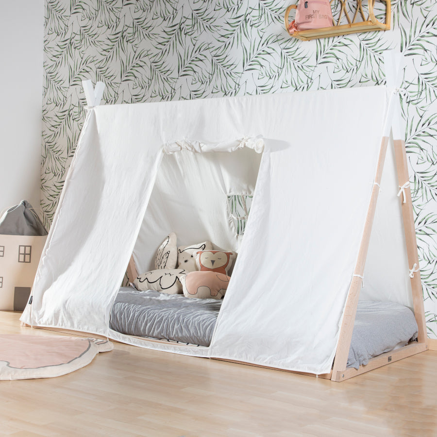 Childhome Tent Cover for Tipi Junior Bed - (TENT ONLY)