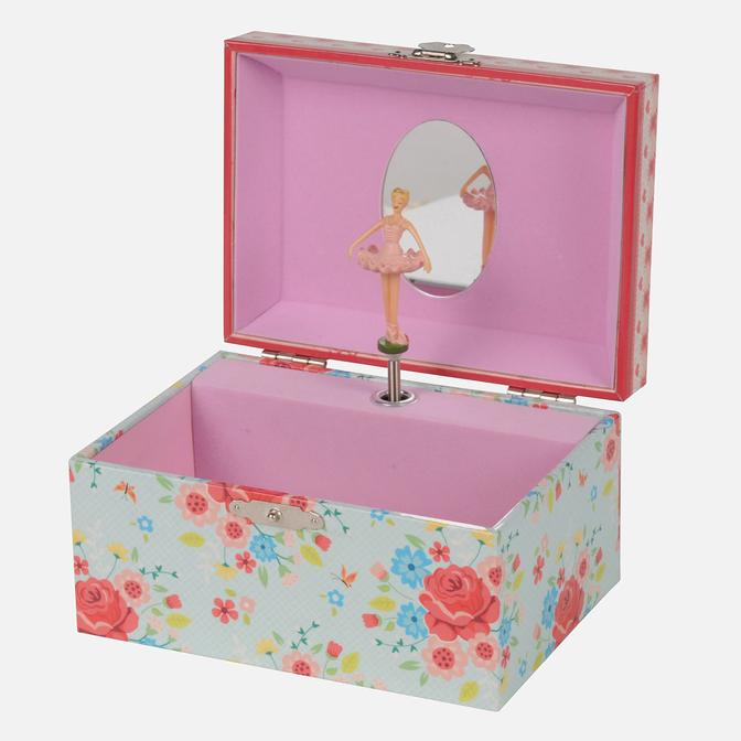 Jewellery Box - Rose Garden - Tiger Tribe