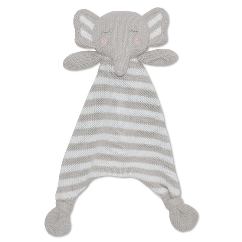 Living Textiles - Security Blanket - Eli The Elephant