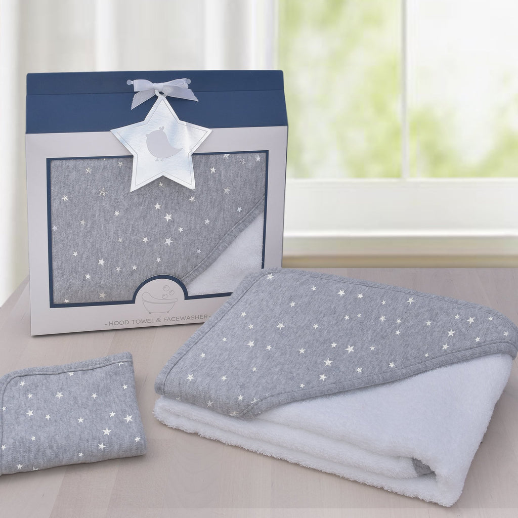 Living textiles - Sparkle Bath Me Gift Set