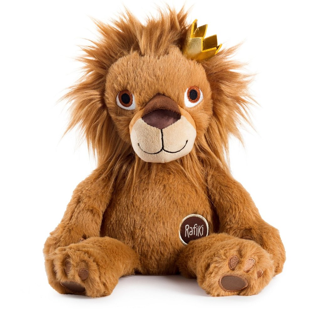 O.B Designs - Rafiki Lion Plush Toy
