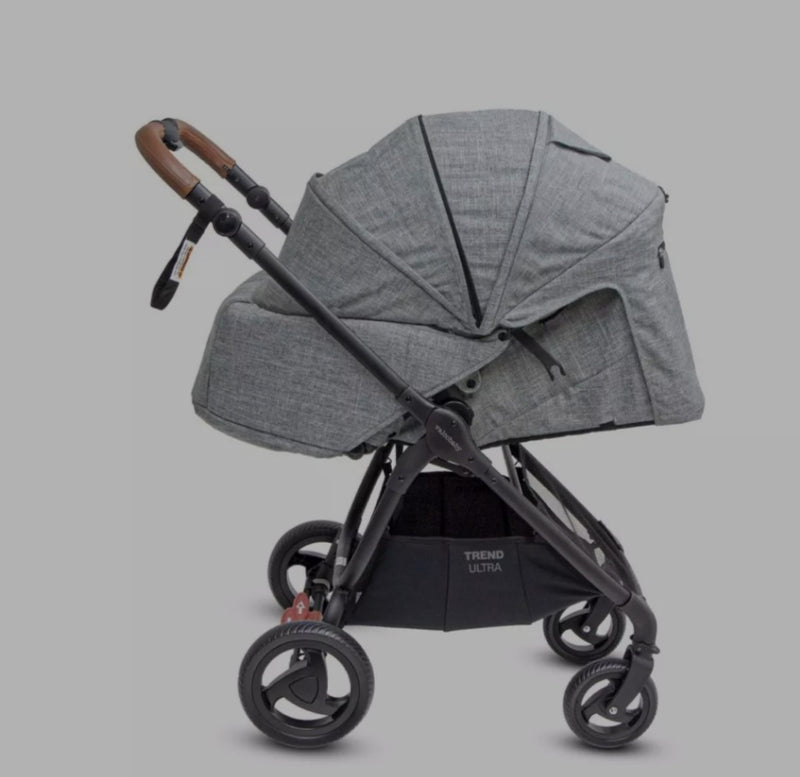Valco Trend Ultra - Grey Marle - PRE ORDER FOR APRIL 2021