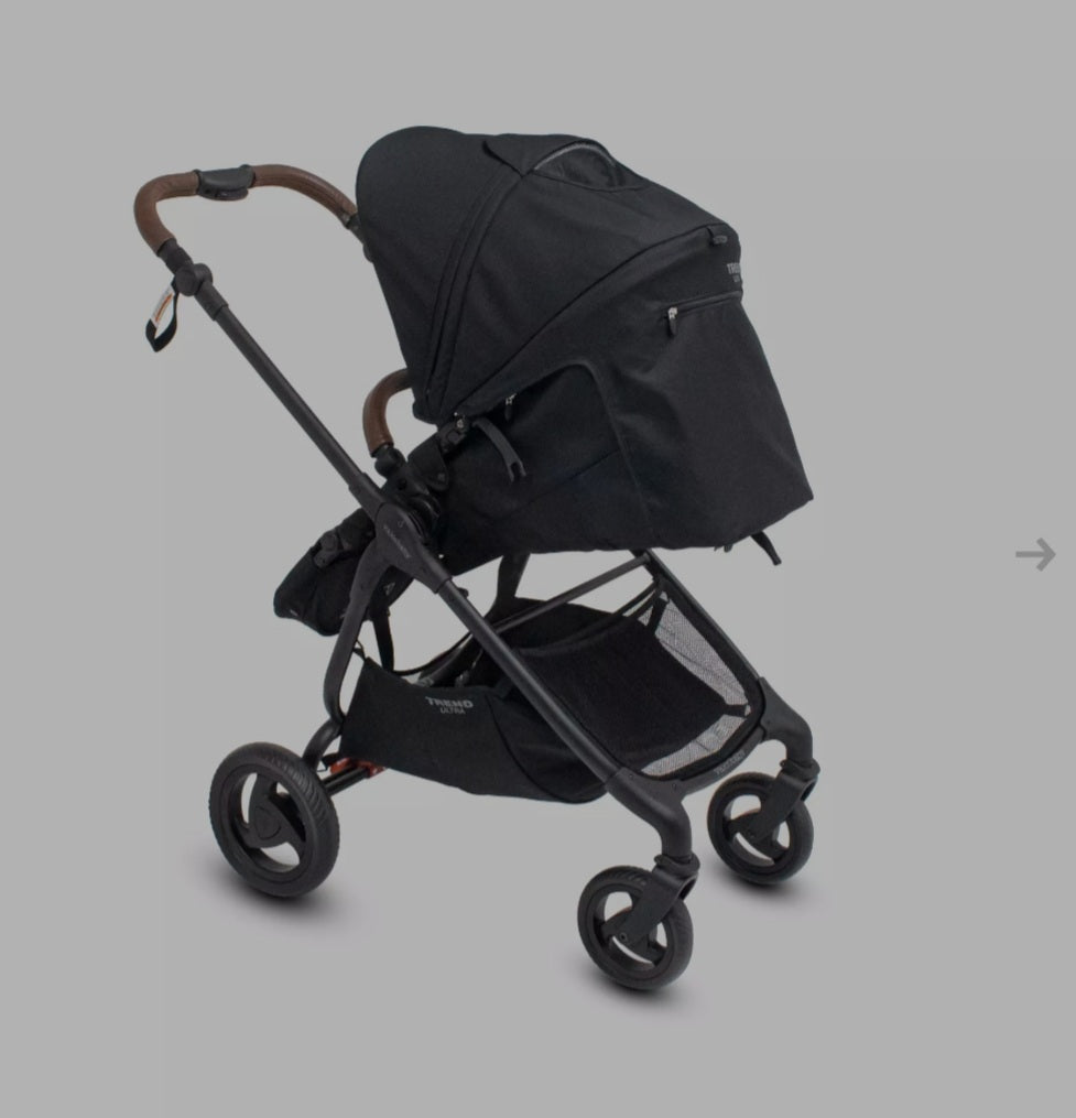 Valco Trend Ultra - Ash Black -PRE ORDER FOR APRIL 2021