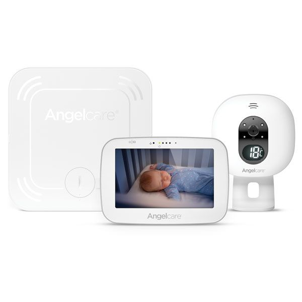Angelcare - Video Sound Movement Monitor 5 inch Screen AC527