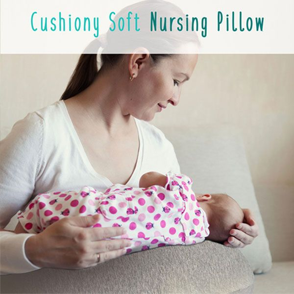 Baby Works - Cozy Cuddler Body Pillow