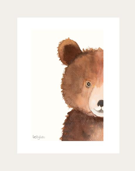 Lelly Lou Designs - Bernard Bear