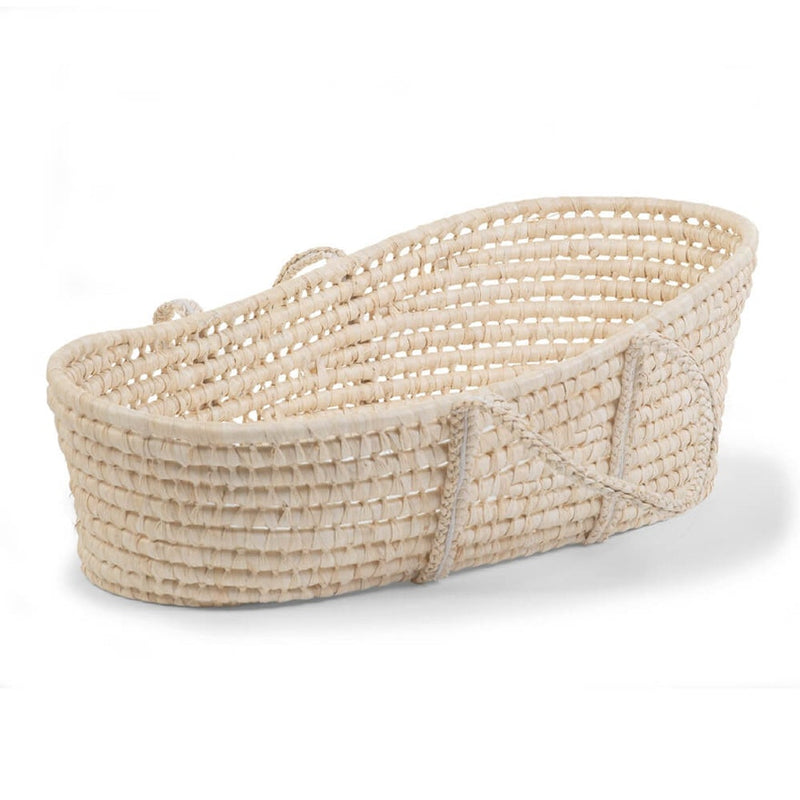 Childhome - Corn Husk Moses Basket (PRE-ORDER FOR AUGUST 2020)