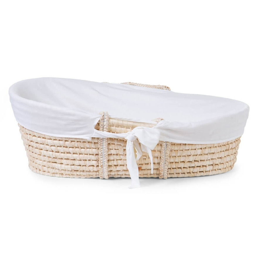 Childhome - Corn Husk Moses Basket Cover