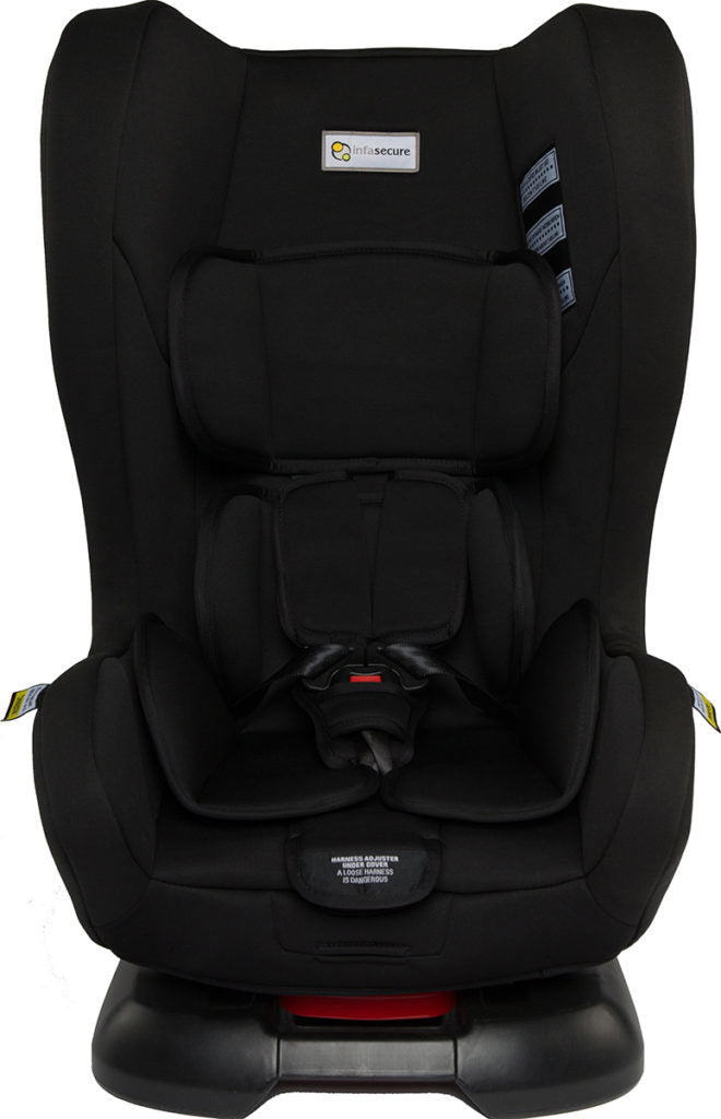 Infasecure Tetra Convertible Carsest (0-4yrs)