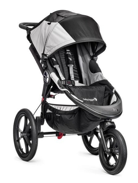 Baby Jogger Summit X3 Black/Grey