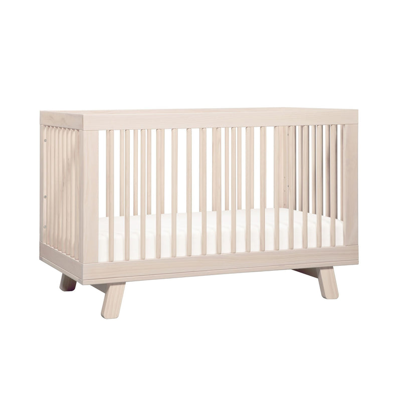 Babyletto Hudson 3 in 1 Cot (4 colours) -