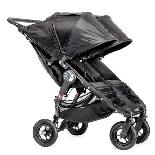 Baby Jogger City Mini GT Double - Black