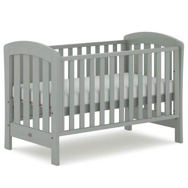 Boori Sunshine Cot - Pebble