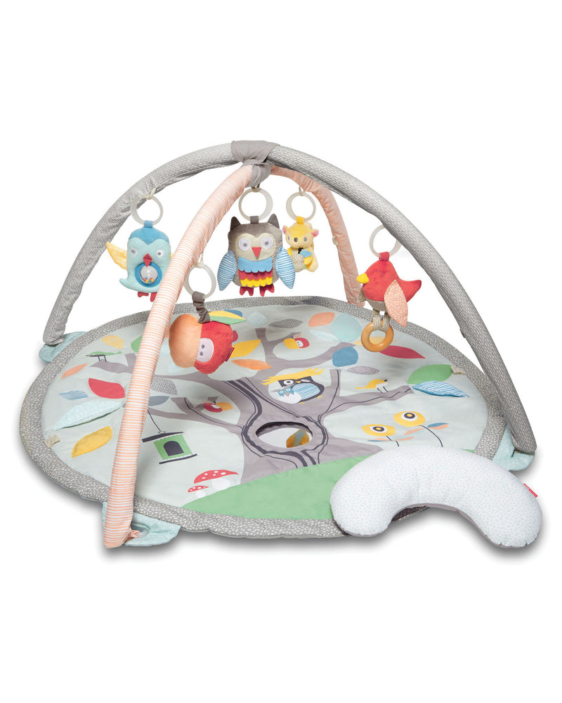 Skip Hop Treetop Friends Activity Gym - Grey/Pastel