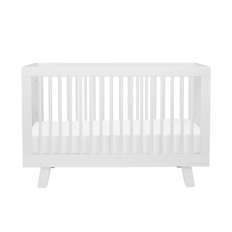 Babyletto Hudson 3 in 1 Cot (4 colours) - PRE-ORDER ITEM