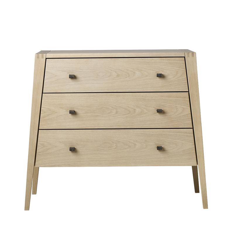 Linea By Leander 3 Drawer Dresser