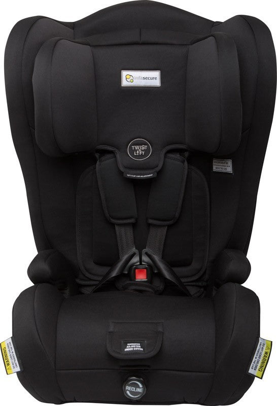 Infasecure Pulsar Forward Facing Carseat (6mths-8yrs)