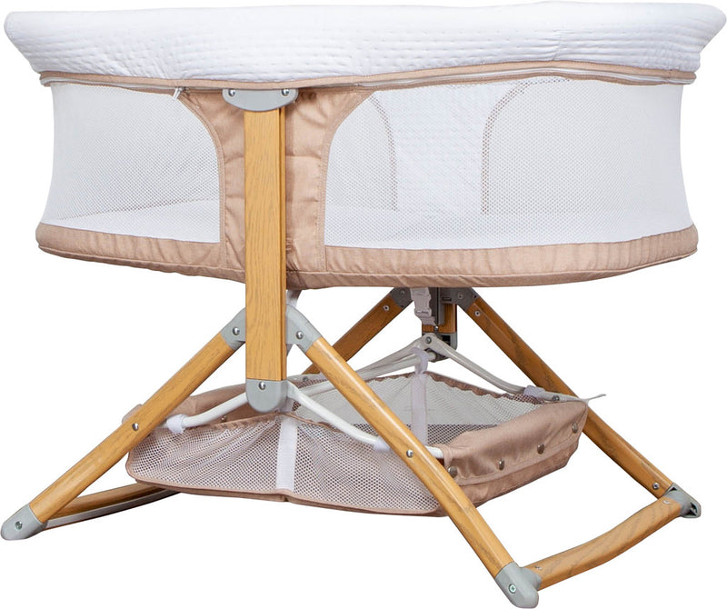 Grotime - Luna Folding Bassinet