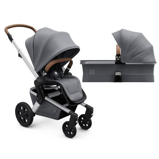 Joolz Hub Pram + Bassinet Package