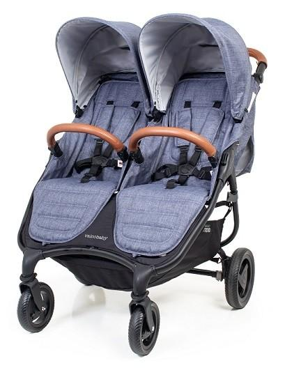 Valco Snap Duo Trend - Grey Marle due in End April 2020