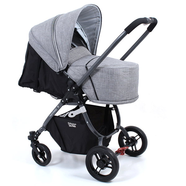 Valco - Snap Ultra Tailormade - Grey Marle
