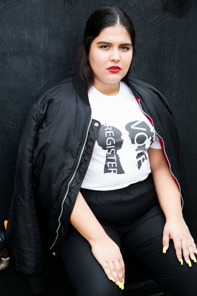 BOY MEETS GIRL® X YOUTH EMPOWER X VOTO LATINO: Meet Sara Mora