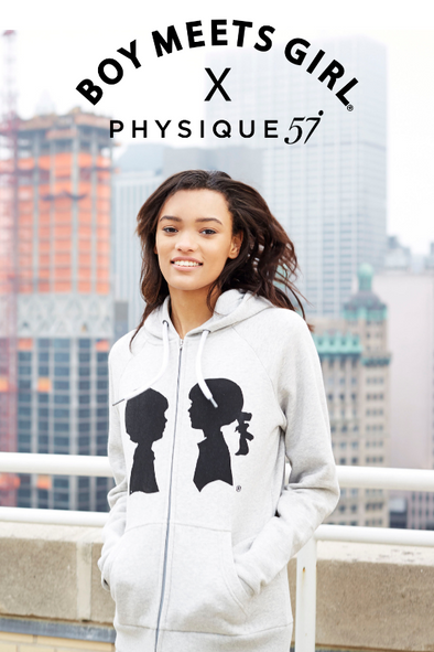 BOY MEETS GIRL® x PHYSIQUE 57: Now Available in SoHo NYC!
