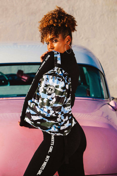 Designer's Note: The Story Behind BOY MEETS GIRL®'s Backpack Drop