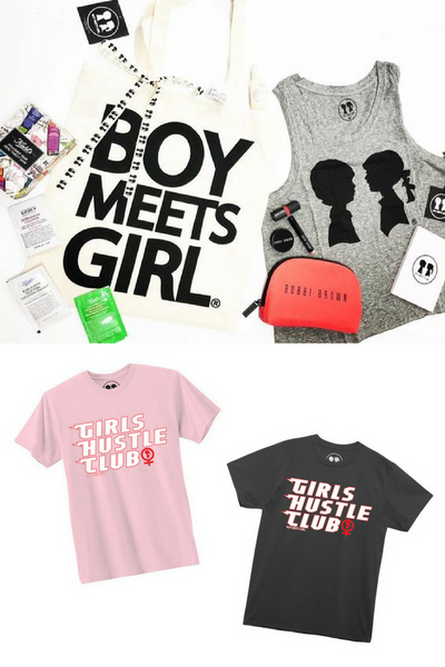 Giveaway: Show Us How You Hustle with Boy Meets Girl®