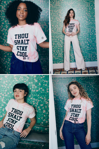 WWD Exclusive: BOY MEETS GIRL® x COOL EFFECT - Celebrate Earth Day Every Day!