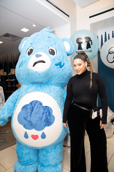 BOY MEETS GIRL® x CARE BEARS™ for SAKS: Holiday Launch!
