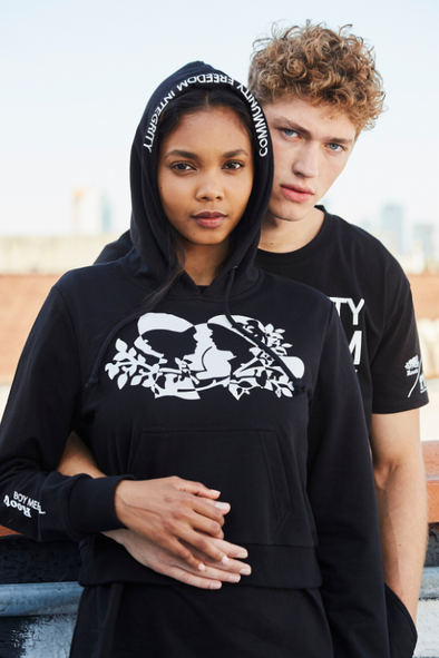 ROOTS X BOY MEETS GIRL®: SHOP THE COLLABORATION TODAY