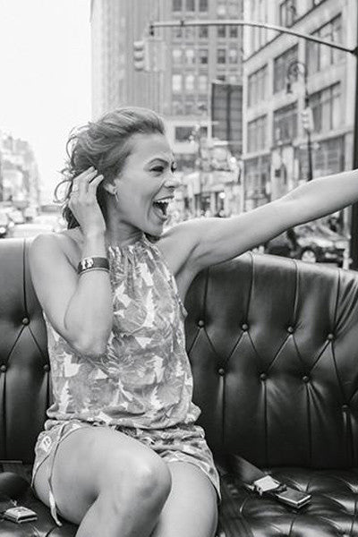 This Italian It Girl Is Your New Style Muse: Muse Of The Week: Actress Toni Trucks...Beep PT.2