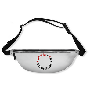 BOY MEETS GIRL® x SURVIVOR CORPS Circle Fanny Pack