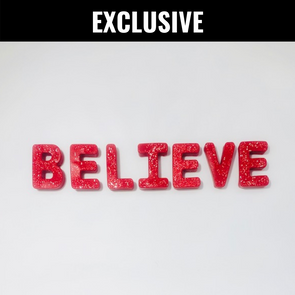 BOY MEETS GIRL® x Cre8ive Crayonz BELIEVE Exclusive Set